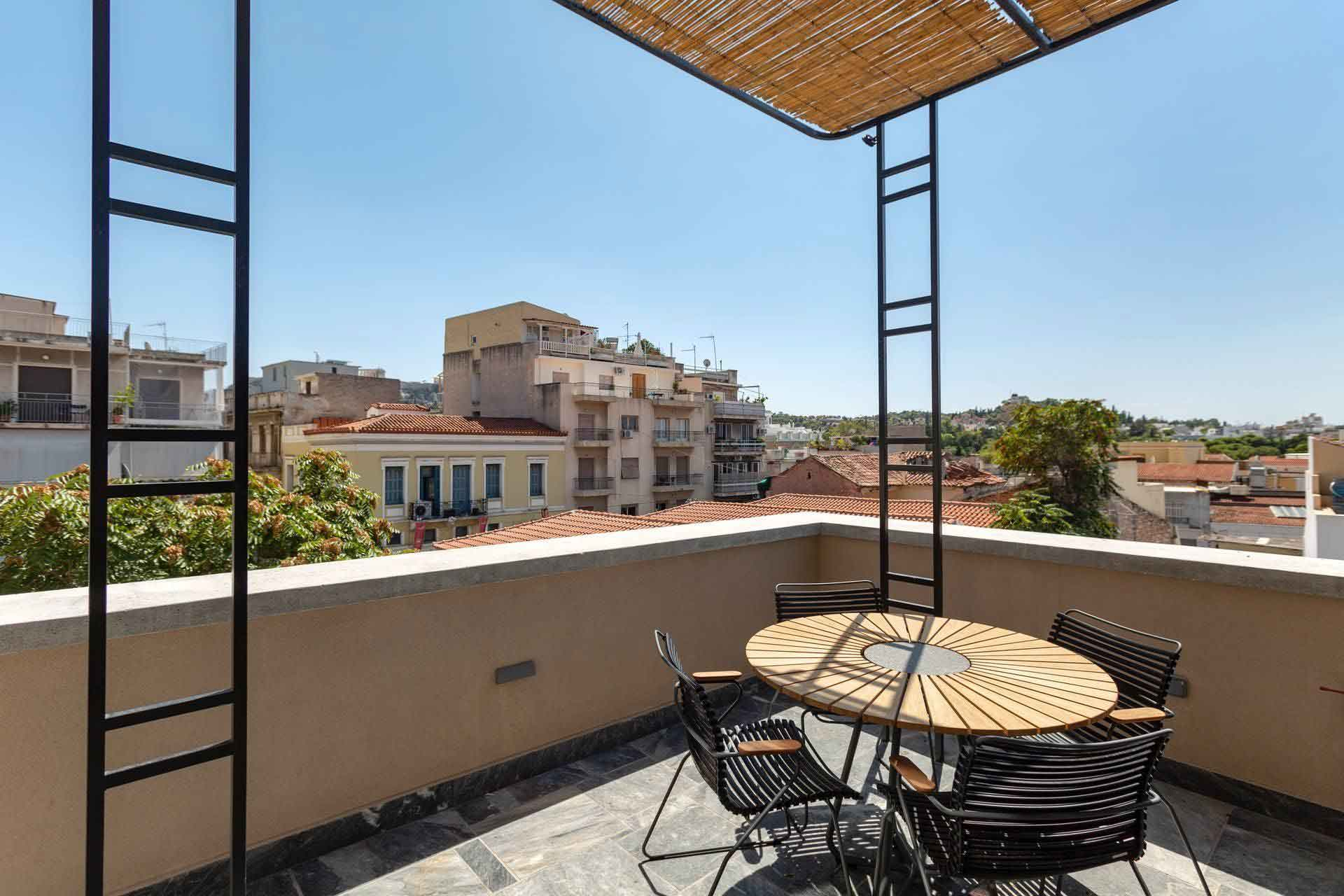 best hotels in athens with acropolis view
